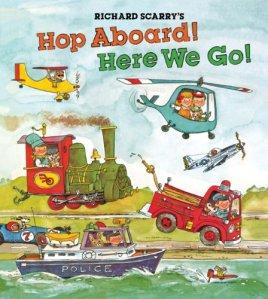 hop aboard here we go