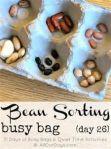 bean sorting